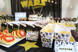 Compleanno a Tema Star Wars