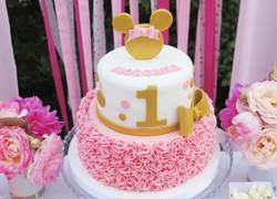 Primo Compleanno a tema Minnie