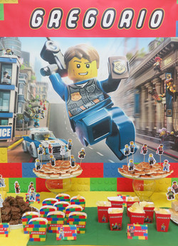 Compleanno Lego city