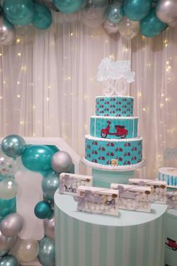 30esimo Compleanno a tema Vespa