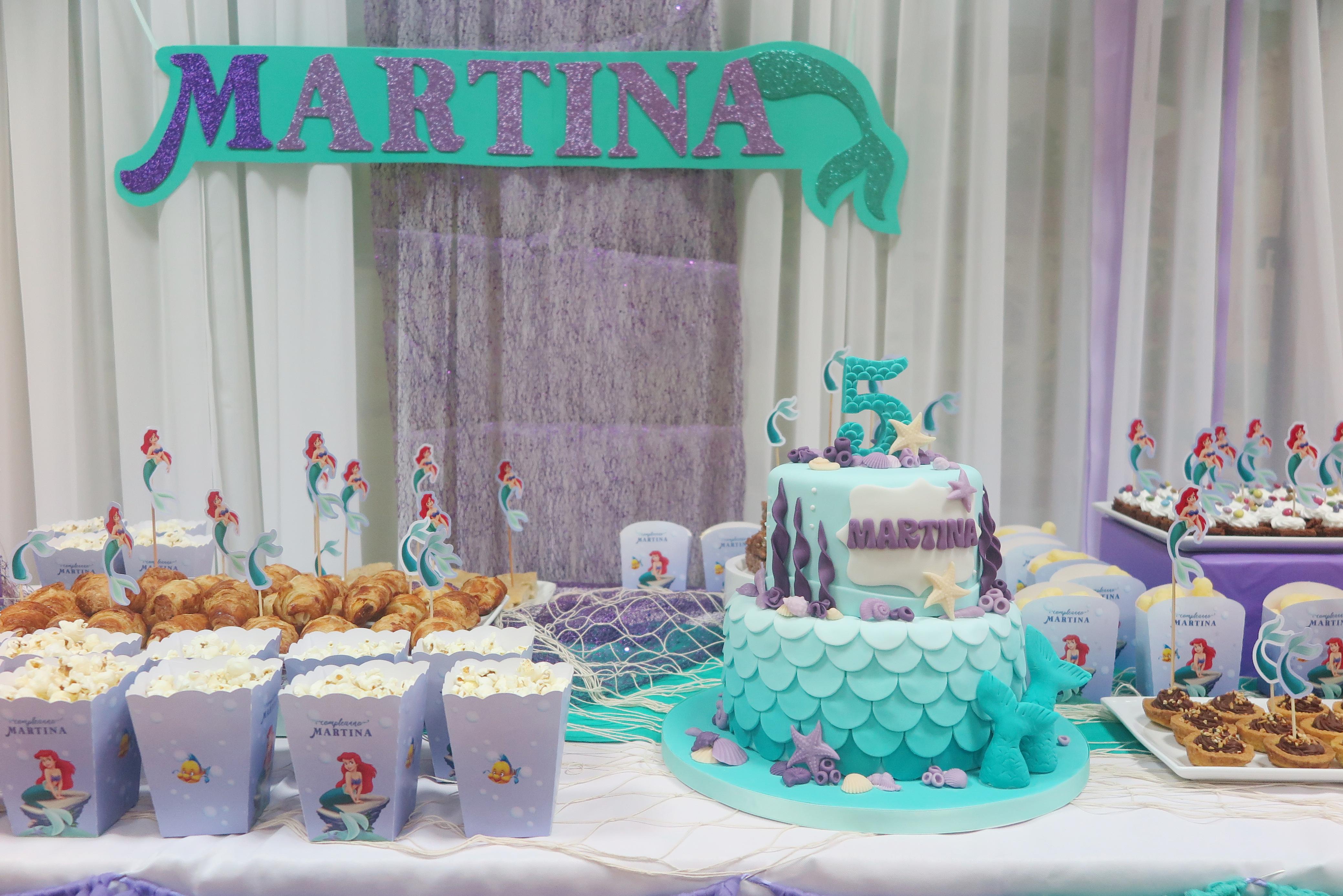 Compleanno Martina