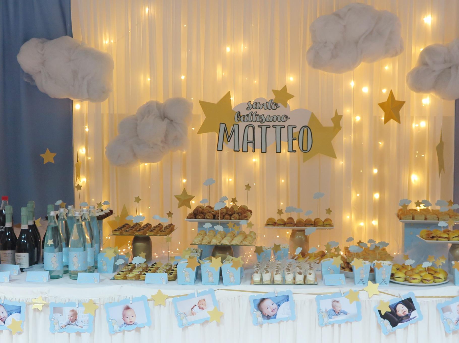 Battesimo Matteo