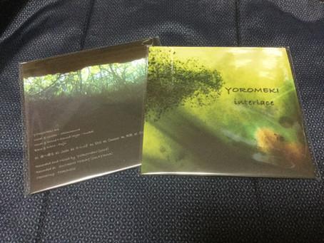 YOROMEKI 2ndアルバム「interlace」 マスタリング ジャケット制作 etc