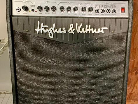 Hughes&Kettner Attax Club Reverb