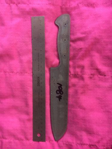 Santoku Style Kitchen Knife Blank