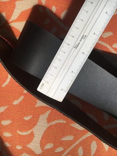 72 inch Leather Honing Belts for Belt Grinders