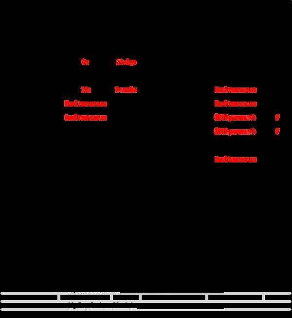 Success Metrics template personal trainer example