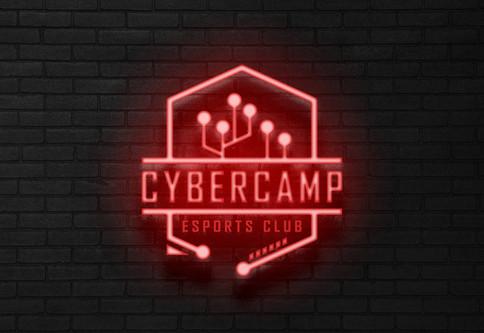 Logo Design für CyberCamp