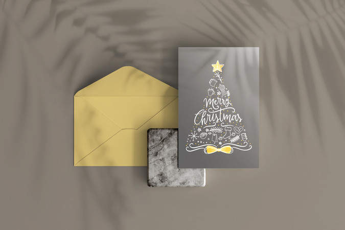 Dritan Alsela_Postcards Design_Coffee Quotes_Postkarten Design_Weihnachtskarten