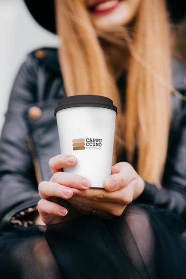 "COFFEE SHOP ""CAPPUCCINO"""