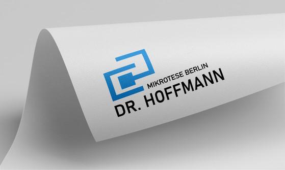 mikrotese dr. ivan hoffmann berlin logo design.jpg