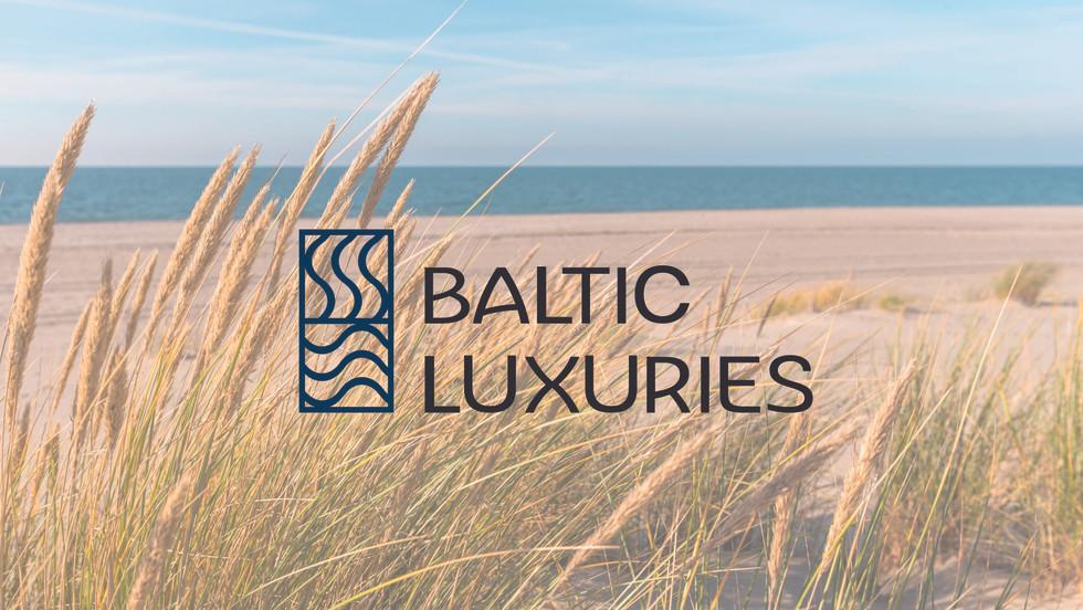 Logo Design für Baltic Luxuries