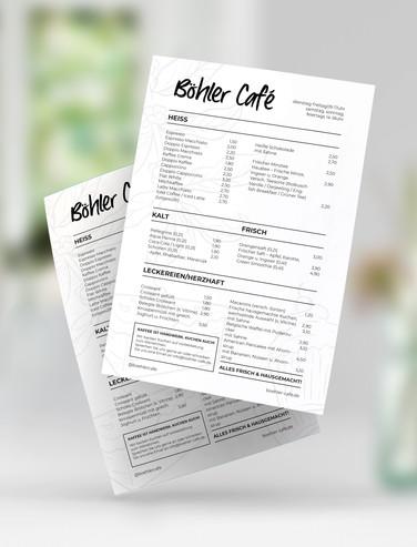 Böhler Cafe Düsseldorf