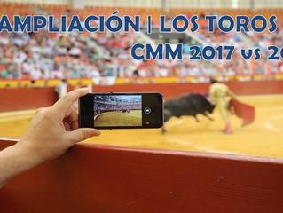 Ampliación | Los Toros en Castilla-La Mancha Media 2017-2018