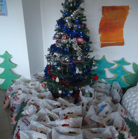 Gifts Provided
