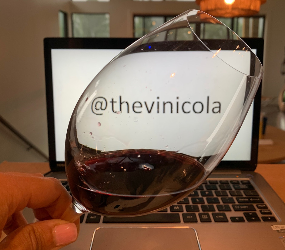 How to Host a Brilliant Virtual Wine Soiree!