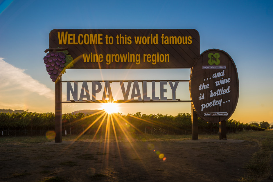 Where to go in Napa now.