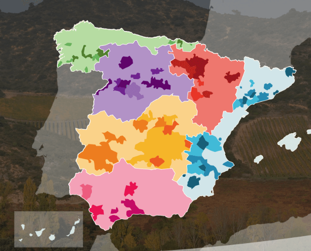 The Wines of Spain: Red, White, and Green!