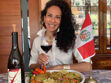 GEN 7 Wines & Peruvian Cuisine: A Celebration of Cultures, Tradition