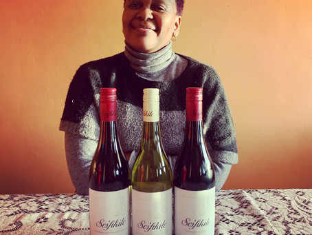 Black Wine Makers, Professionals Have Arrived in South Africa