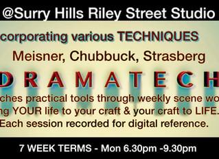 DramaTech - Monday nights