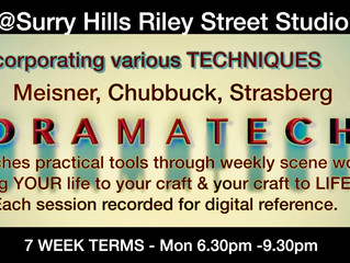 DramaTech - Monday nights