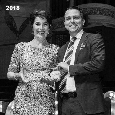 Clarence White Auctioneer wins REINSW Award for Excellence in 2018