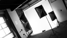 Upgrade to photography studio equipment