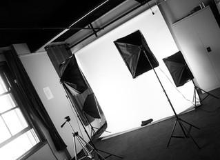 Upgrade to photography studio equipment