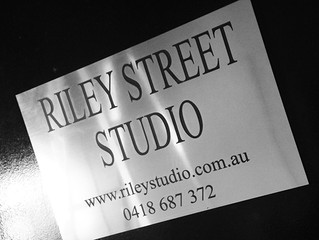 Rehearsal studio in Surry Hills
