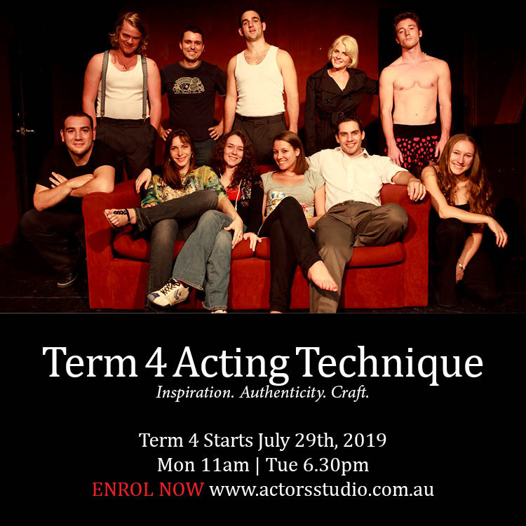 acting classes sydney