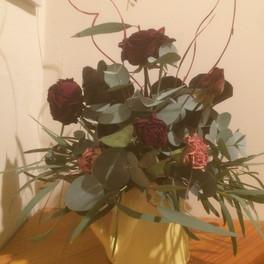 Small jug table decorations