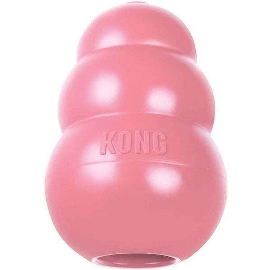 Brinquedo Interativo KONG Puppy com Dispenser de Ração ou Petisco par