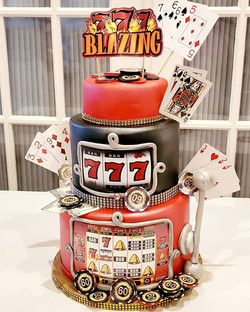 Time to hit the casinos  Happy 60th Jack
