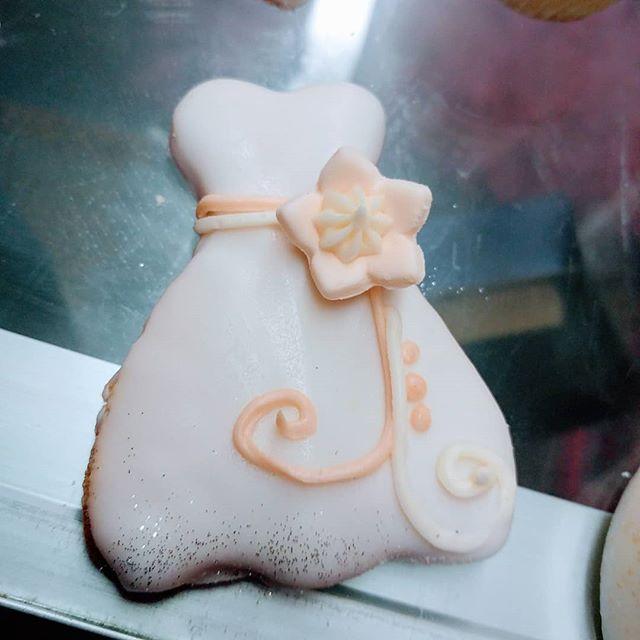 Blush and white bridal shower_Dress cupc
