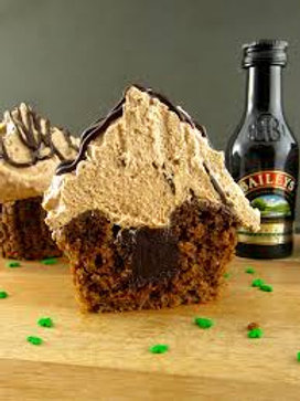 Boozy Cakes and Cupcakes