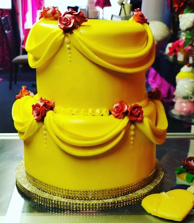 #beautyandthebeast #cake_#beautyandthebe