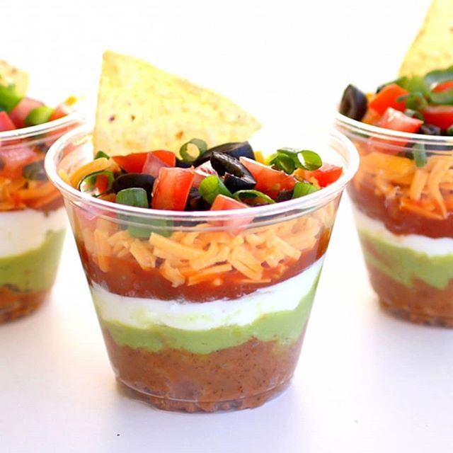 Taco cups for your dessert table
