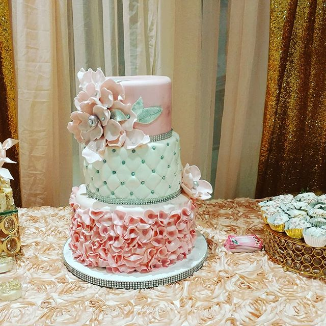 Sweet 16 dessert table_Late post_Cake- 7