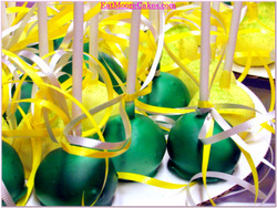 School color Cakepops