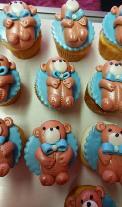 Berry nice cupcakes