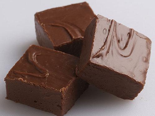 Creamy 3 Chocolate Fudge