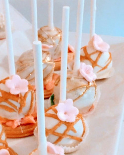 ❤Bling cake pops❤__To_ ORDER EMAIL__For