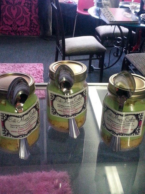 Key Lime Jars
