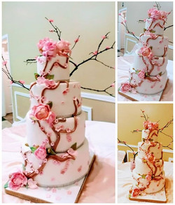 Cherry blossom dreams_All marble_Serving