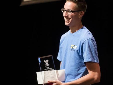 2018 #KC Student of the Year, Trey Stubbs