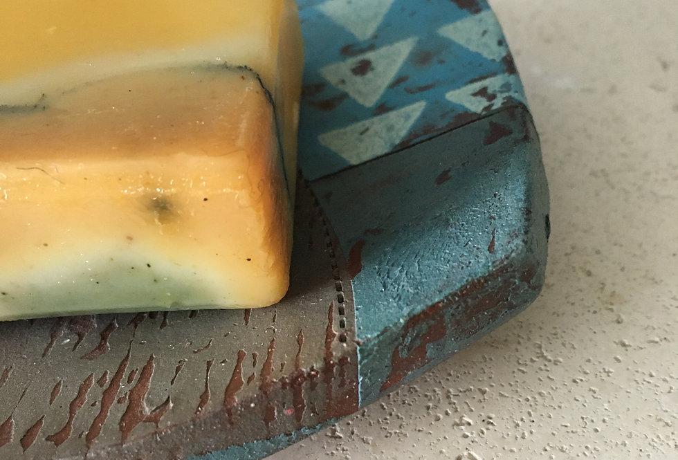 Handmade Soap Dish