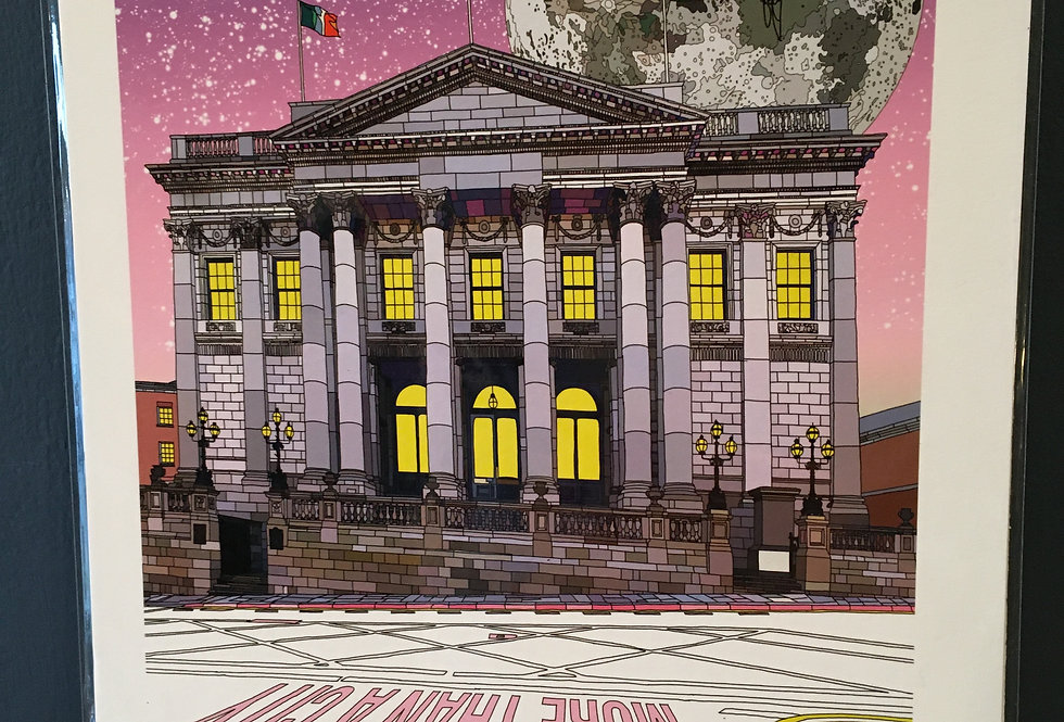 More than a City- City Hall in Dublin- SketchyInc