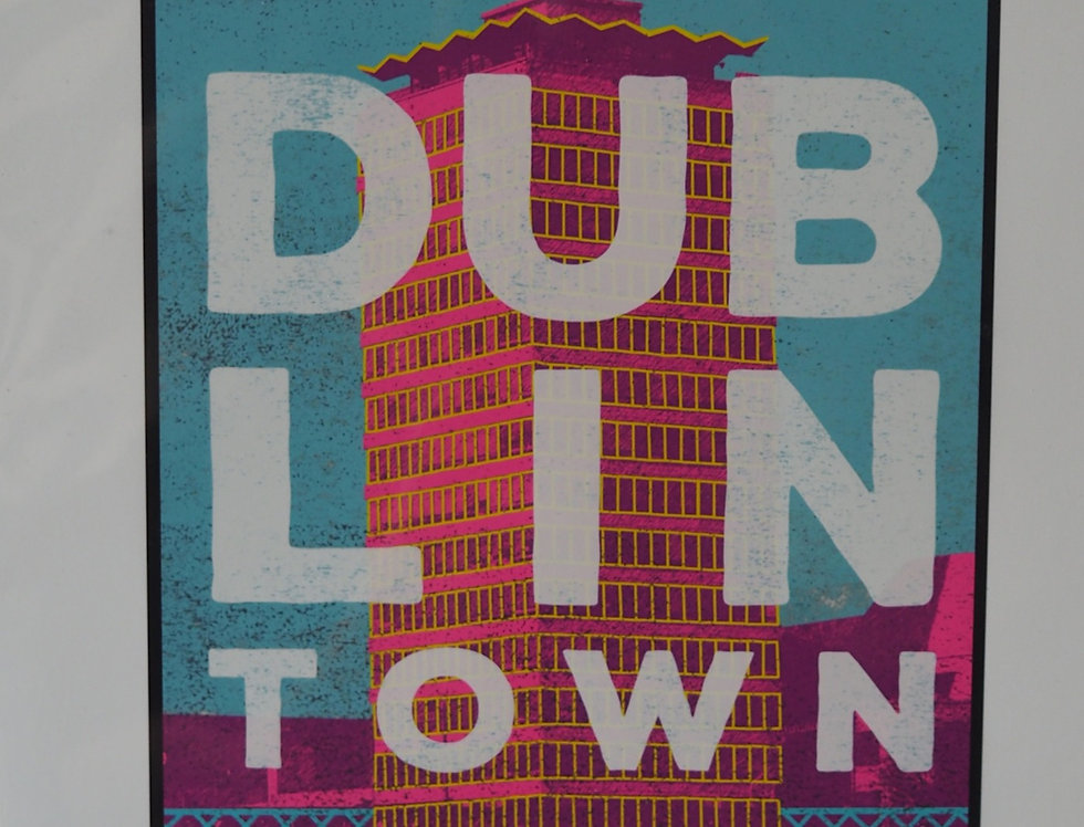 Dublin Series-Liberty Hall Jando Design