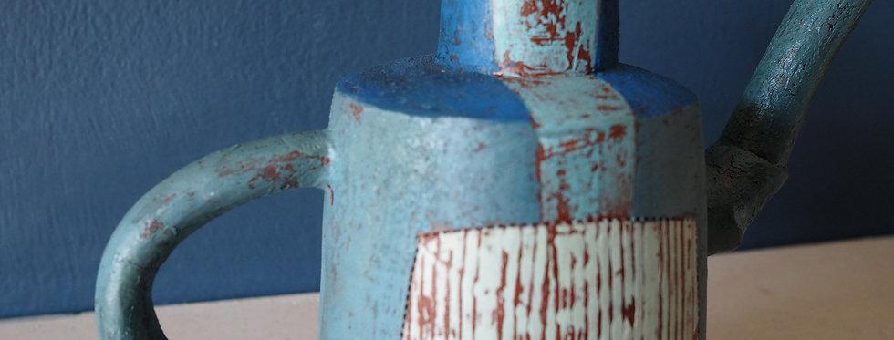 Sprouting Vessel#1 Handbuild Ceramics Maria Connolly